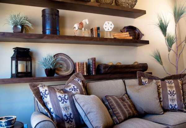 Стеллаж в гостиную: модели для книг, под телевизор, этажерки для зала