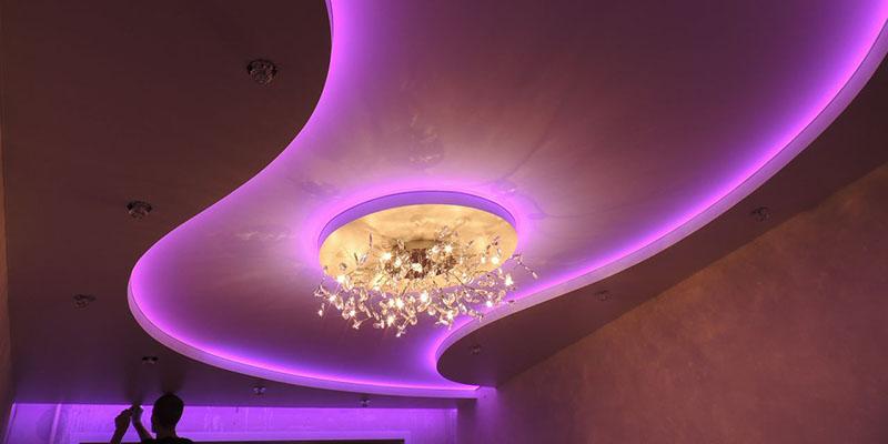Потолочное освещение