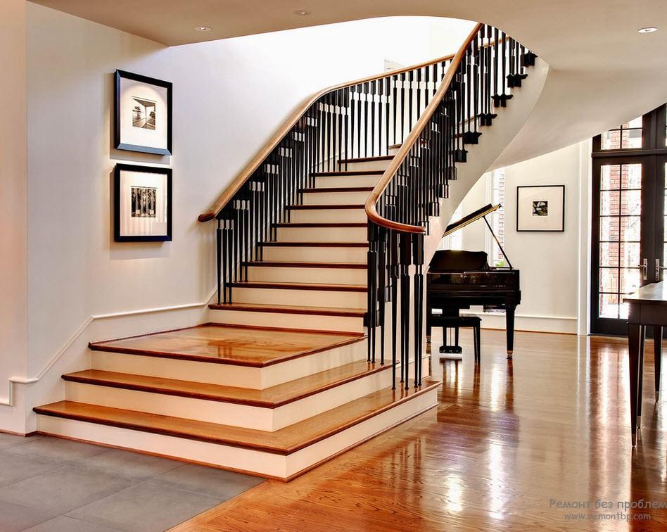 Лестница на второй этаж своими руками - 115 фото и инструкции как сделать
