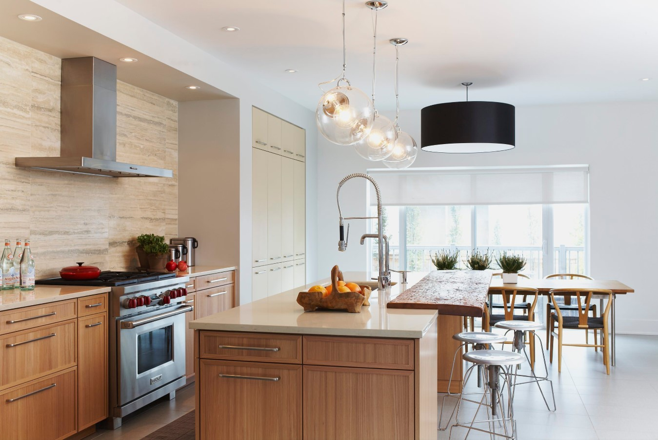 Кухонный гарнитур – лучшие идеи для маленькой современной кухни (75 фото)