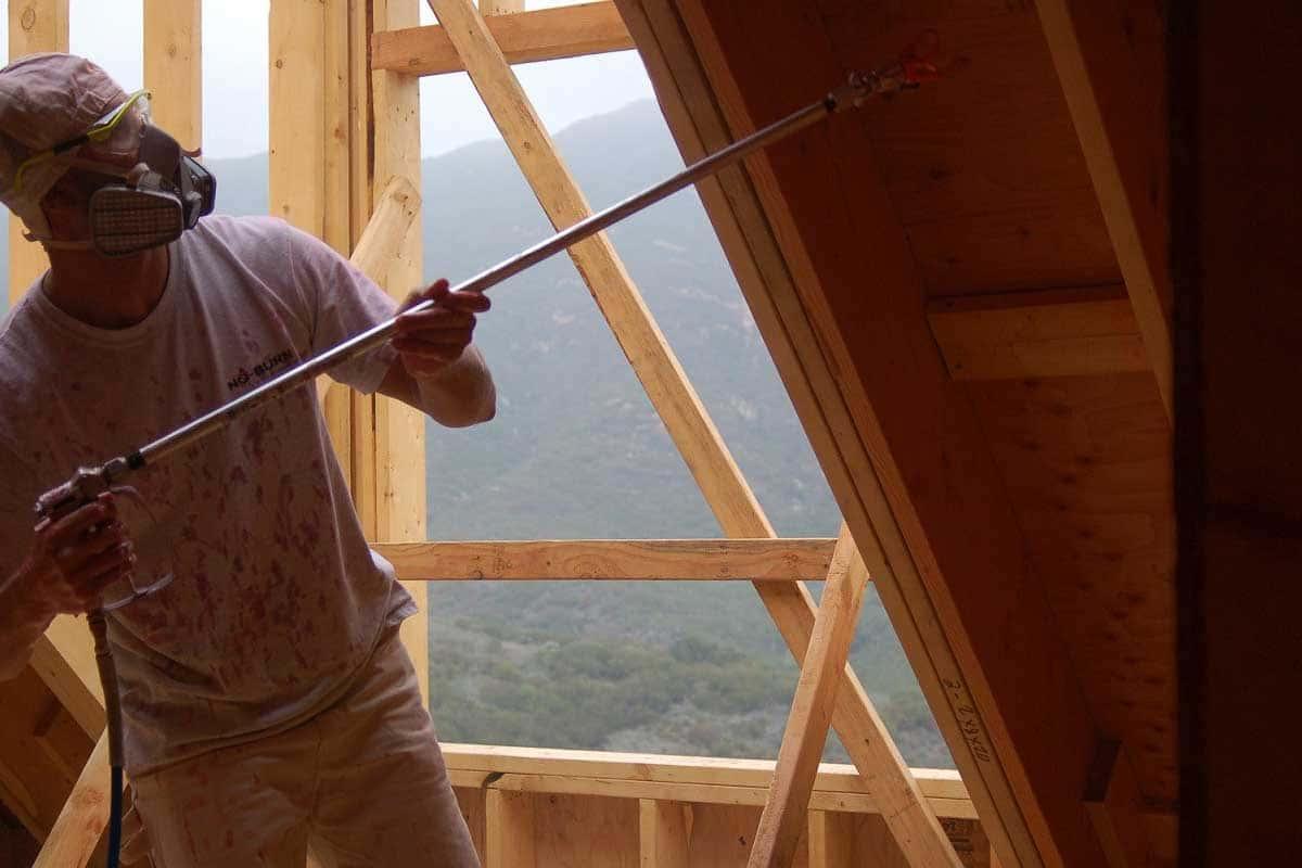 Огнезащита деревянных конструкций по гостам и снипам