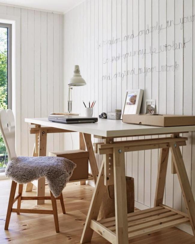 письменный стол дизайнерский