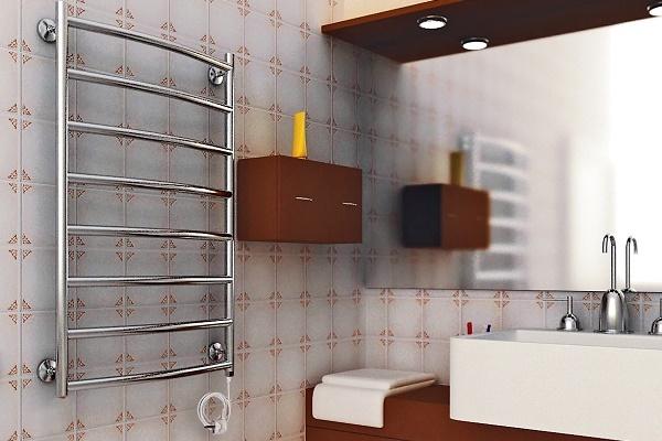 Как выбрать полотенцесушитель для ванной комнаты – какой змеевик лучше