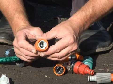 Быстросъемное соединение шланговое для воды: подходит ли для высокого давления: советы +фото и видео