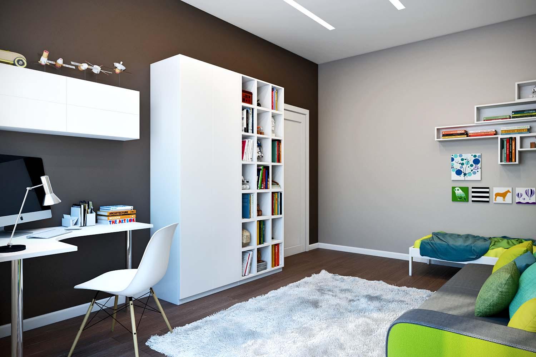 Особенности и способы покраски стен в коридоре
