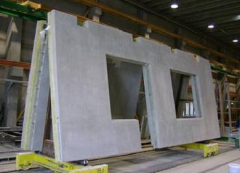 Особенности и разновидности железобетонных стеновых панелей