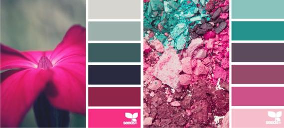 Фиолетовый цвет— значение, применение, сочетание