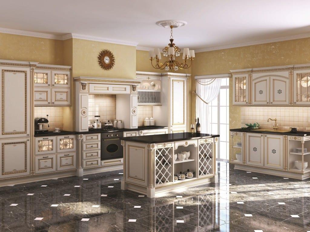 интерьеры кухни в современном стиле