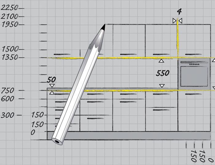 Глубина верхних шкафов на кухне (10 фото): какая стандартная глубина кухонных навесных шкафов и ящиков? как подобрать глубину верхнего кухонного гарнитура?