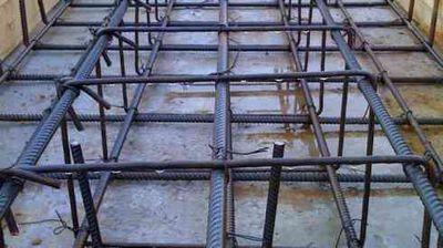 Армирование железобетонных пустотных плит перекрытия