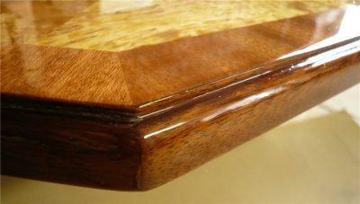 Как и чем покрасить стол из дерева своими руками: лучшие варианты росписи