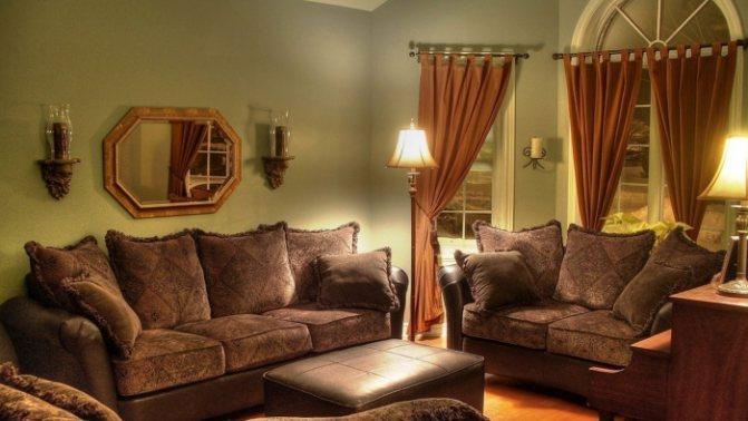 Как выбрать шторы в гостиную: советы и фото красивых интерьеров