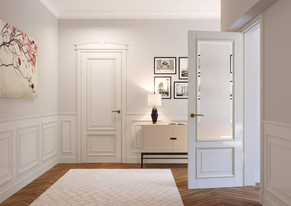 Разбираемся какую дверь поставить в ванную комнату: как совместить практичность и стиль