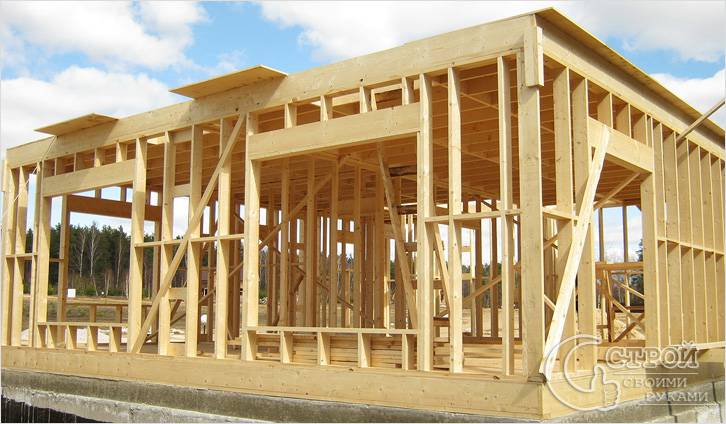 видео где строят дома