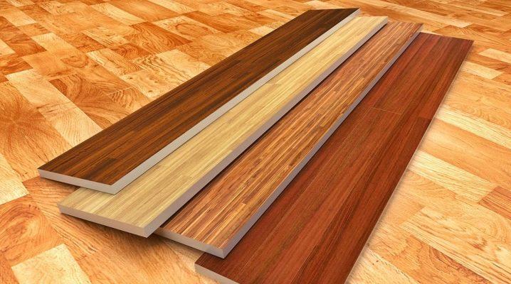Плитка и ламинат на пол в кухне (61 фото): комбинированный пол из ламината