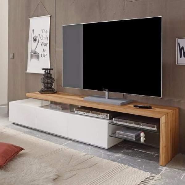 Тумбы под телевизор современные гармонично смотрятся в интерьере