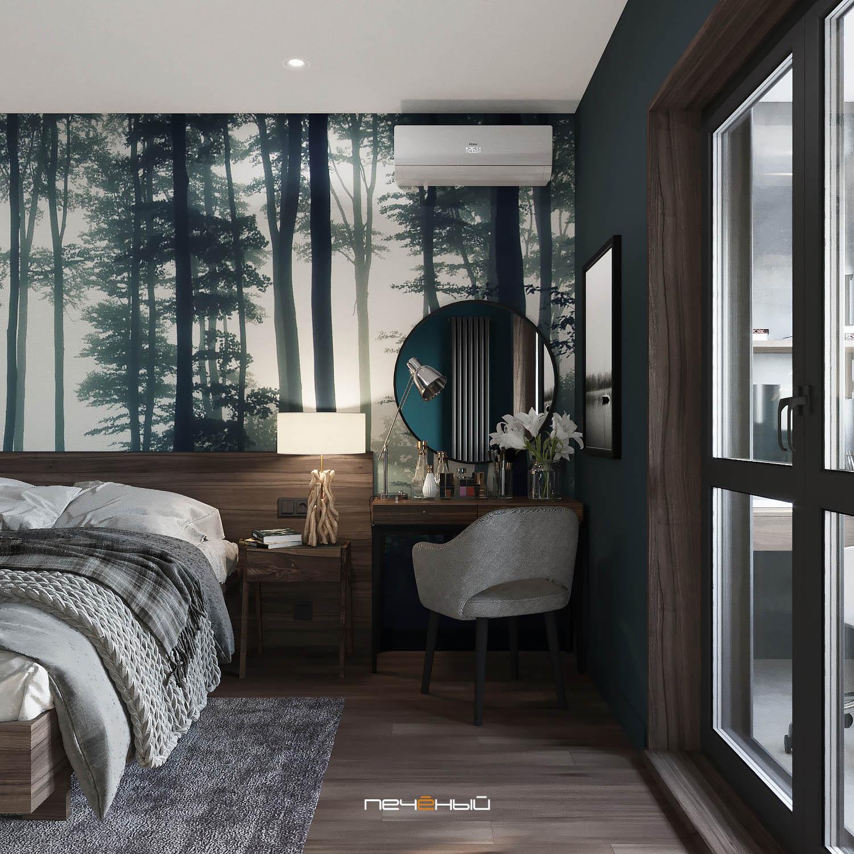 Изменение интерьера в спальне – как правильно выбрать обои? виды, особенности и полезные советы