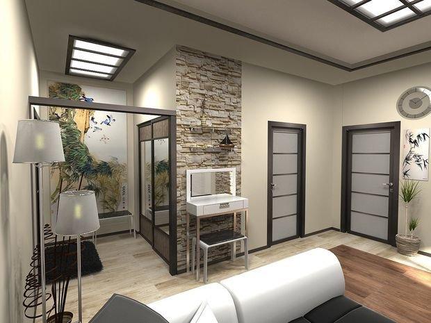 Интерьер однокомнатной квартиры (150 фото): идеи для студии площадью 18 кв. м, новинки 2020 и современные тенденции, актуальные стили и примеры их реализации