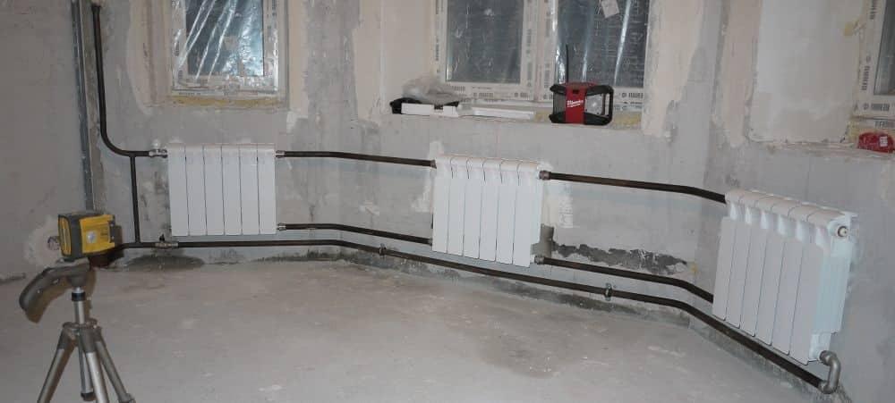 Монтаж электрических радиаторов в полу | отопление дома и квартиры