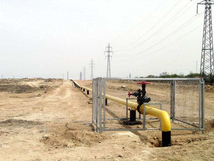 Санитарный разрыв газопровода высокого давления сколько метров