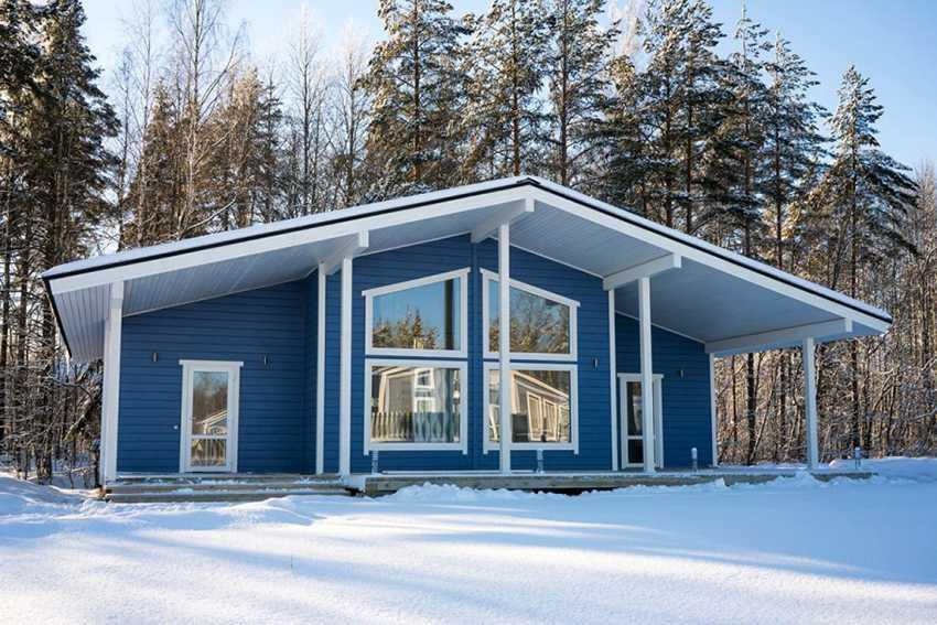Особенности и нюансы скандинавской технология строительства каркасного дома