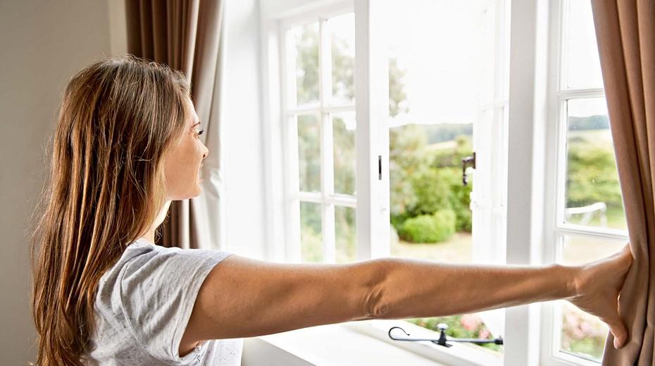 Большие окна в доме: возможности дизайна и оформления | дом мечты