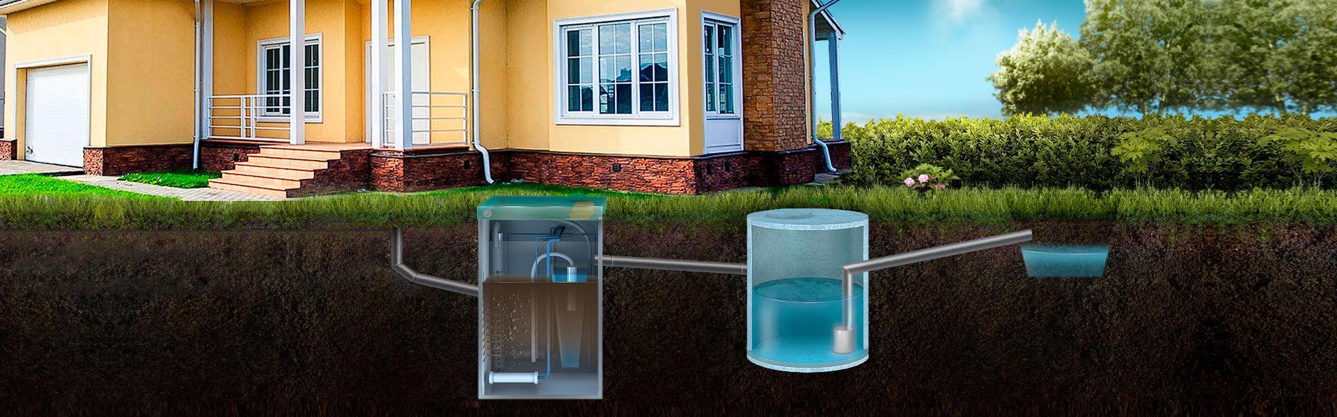 Автономная канализация топас: модификации и принцип работы