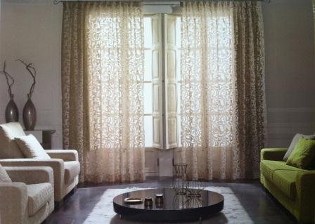 Льняные шторы: 7 преимуществ