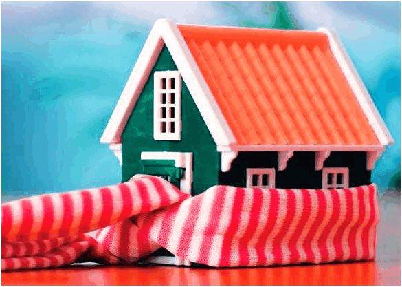 Как утеплить дачный домик снаружи своими руками