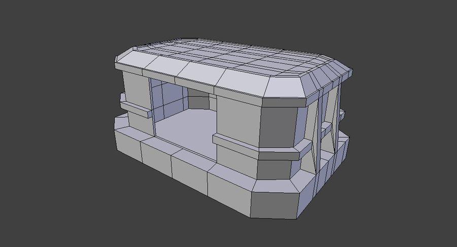 как сделать бункер