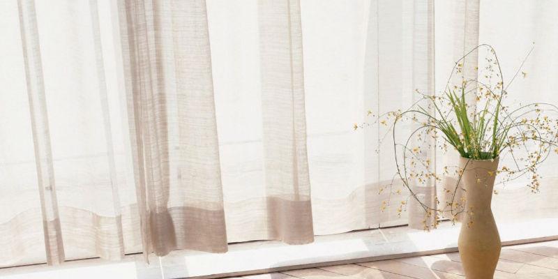Как стирать тюль, чтобы он был белым. советы бывалой хозяйки дома