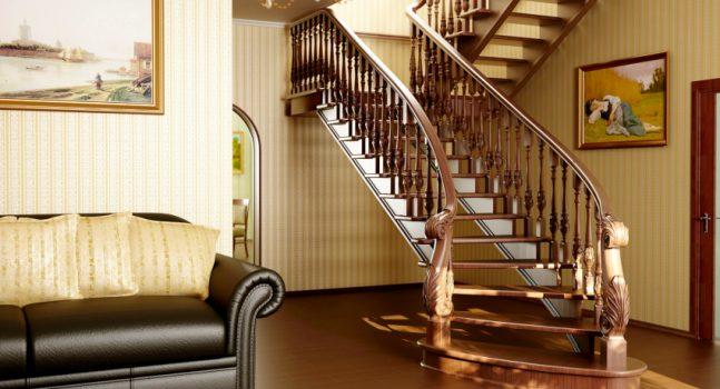 Защита для лестницы от детей - всё о лестницах