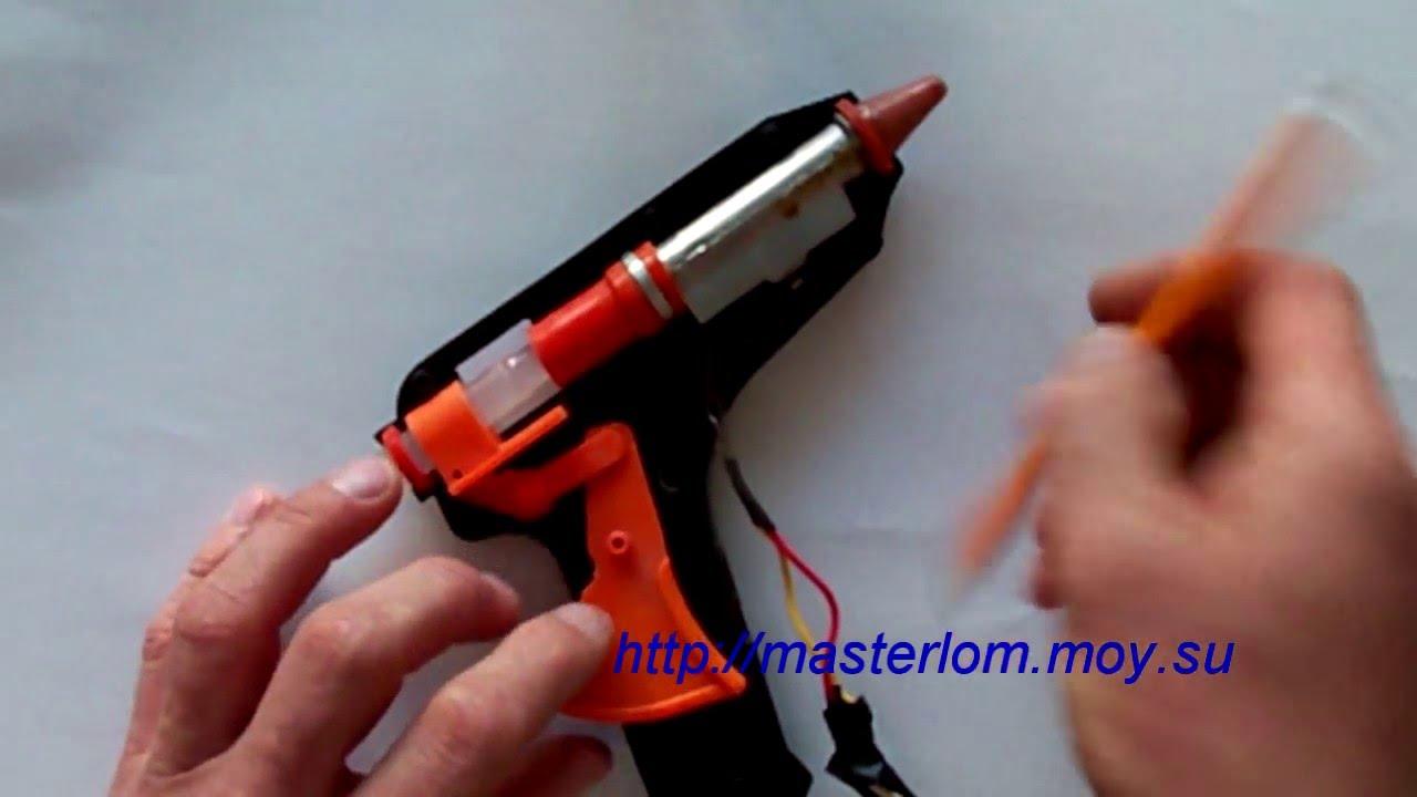 Поделки, сделанные клеевым пистолетом и горячим клеем :: инфониак