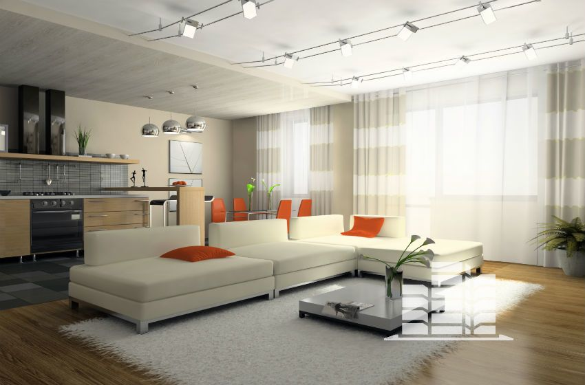 Дизайн интерьера и планировка евродвушки - «дизайн квартир» » «дизайна интерьера»