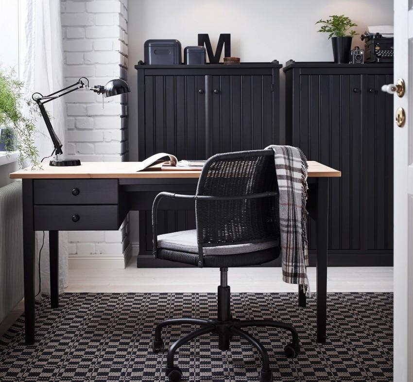 Компьютерный стол — 45 фото лучших идей в интерьере -