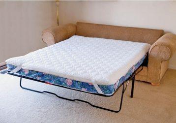Что такое топперы для кровати: характеристики изделий   | obustroeno.com