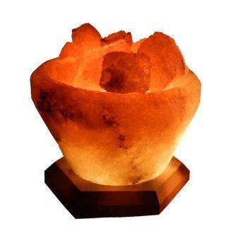 Солевая лампа – польза и вред, как отличить подделку