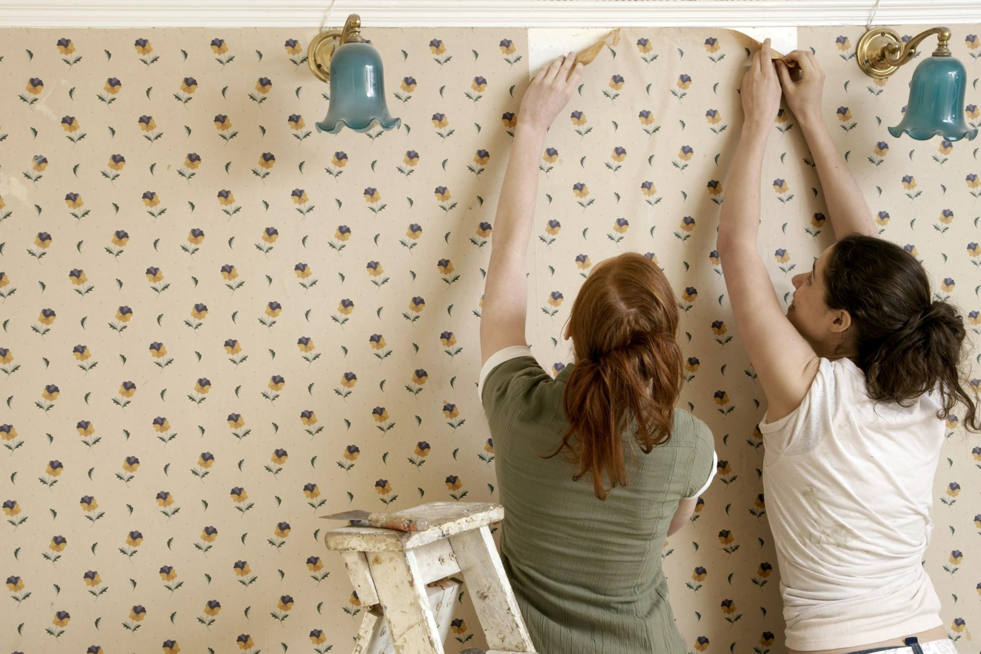 Готовим стены под поклейку обоев без распространенных ошибок