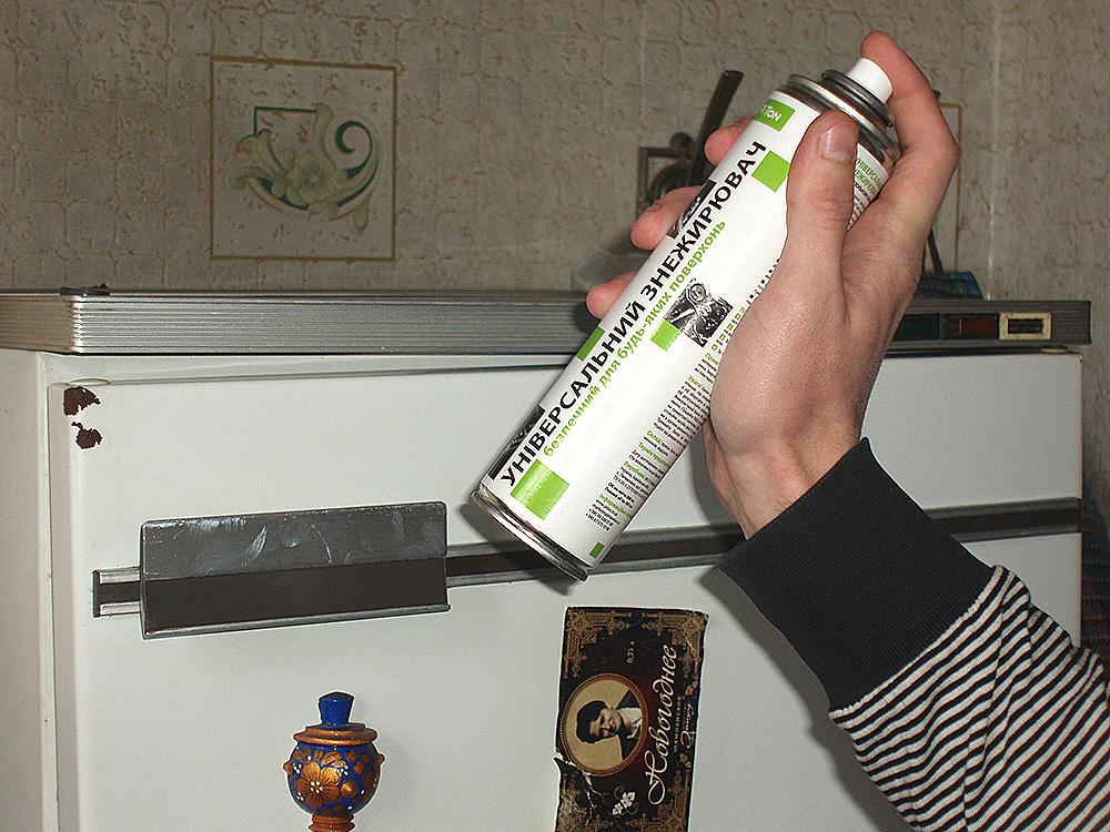 Как покрасить холодильник в домашних условиях