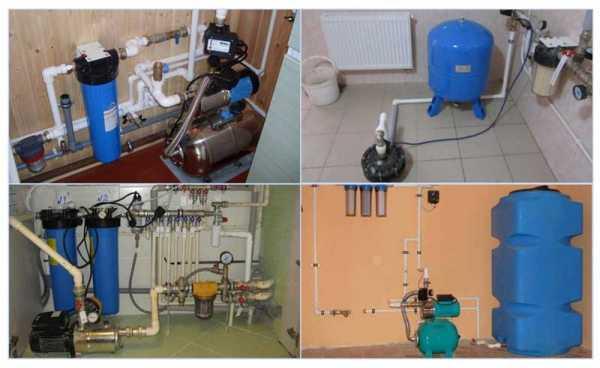 Очистка воды в загородном доме: выбираем и устанавливаем систему