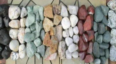 Камни для бани - описание минералов по характеристикам и рекомендации по использованию