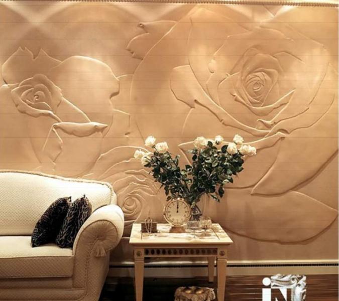 Фактурная штукатурка: как сделать эффектный декор стен своими руками