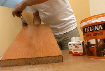 Чем покрыть столешницу из дерева на кухне: в чем особенности, как выбрать и нанести покрытия