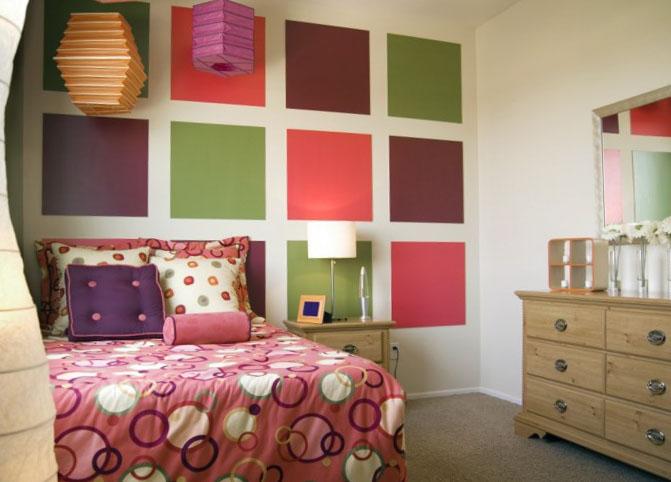 60 современных комнат девочек-подростков (12-15 лет)