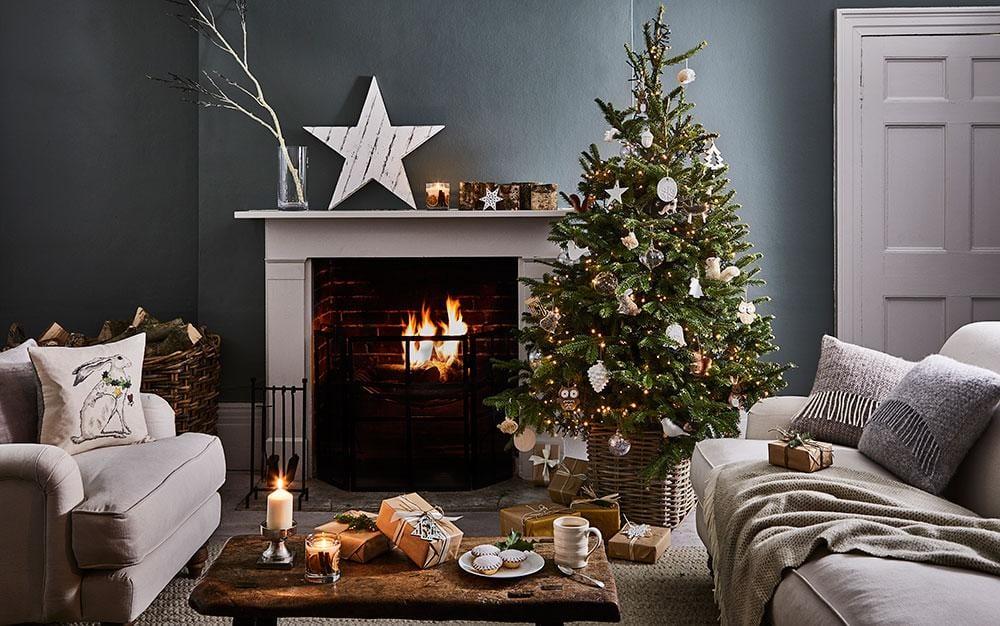 Украшения к новому году - 135 фото и обзор топ идей как украсить дом на новый год