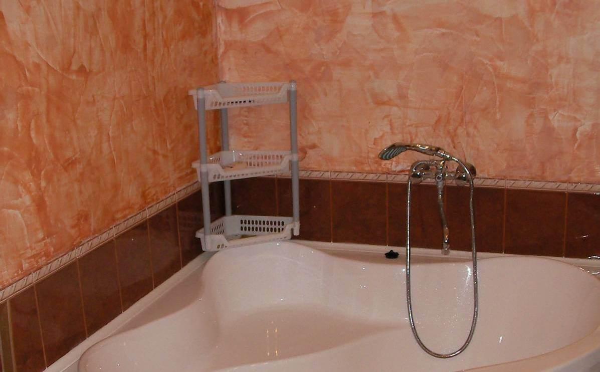 Как выбрать влагостойкую шпаклевку для ванной комнаты?