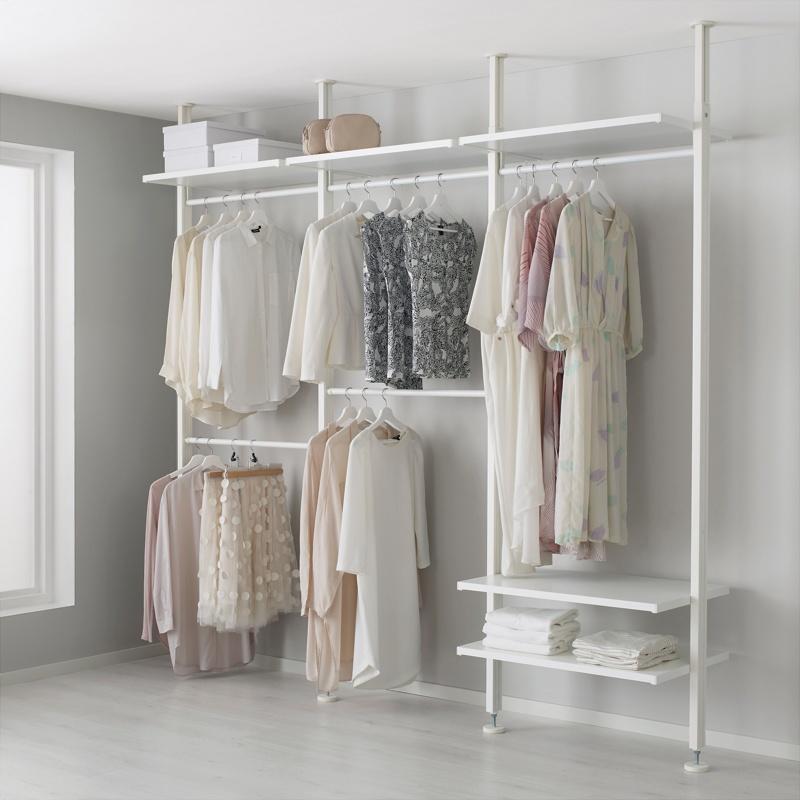 икеа гардеробные шкафы