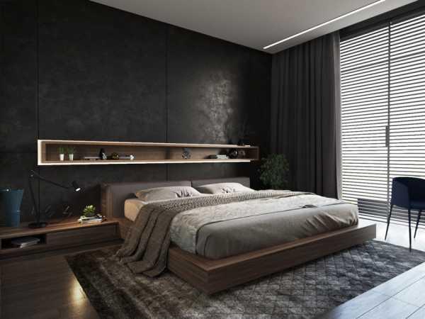 Мебель для спальни: мягкая, корпусная и современная (115 фото)