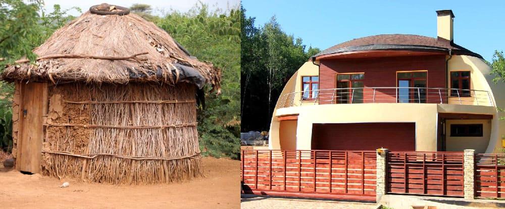 какой дом лучше строить для постоянного проживания
