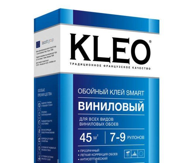 Клей kleo для обоев: советы по применению